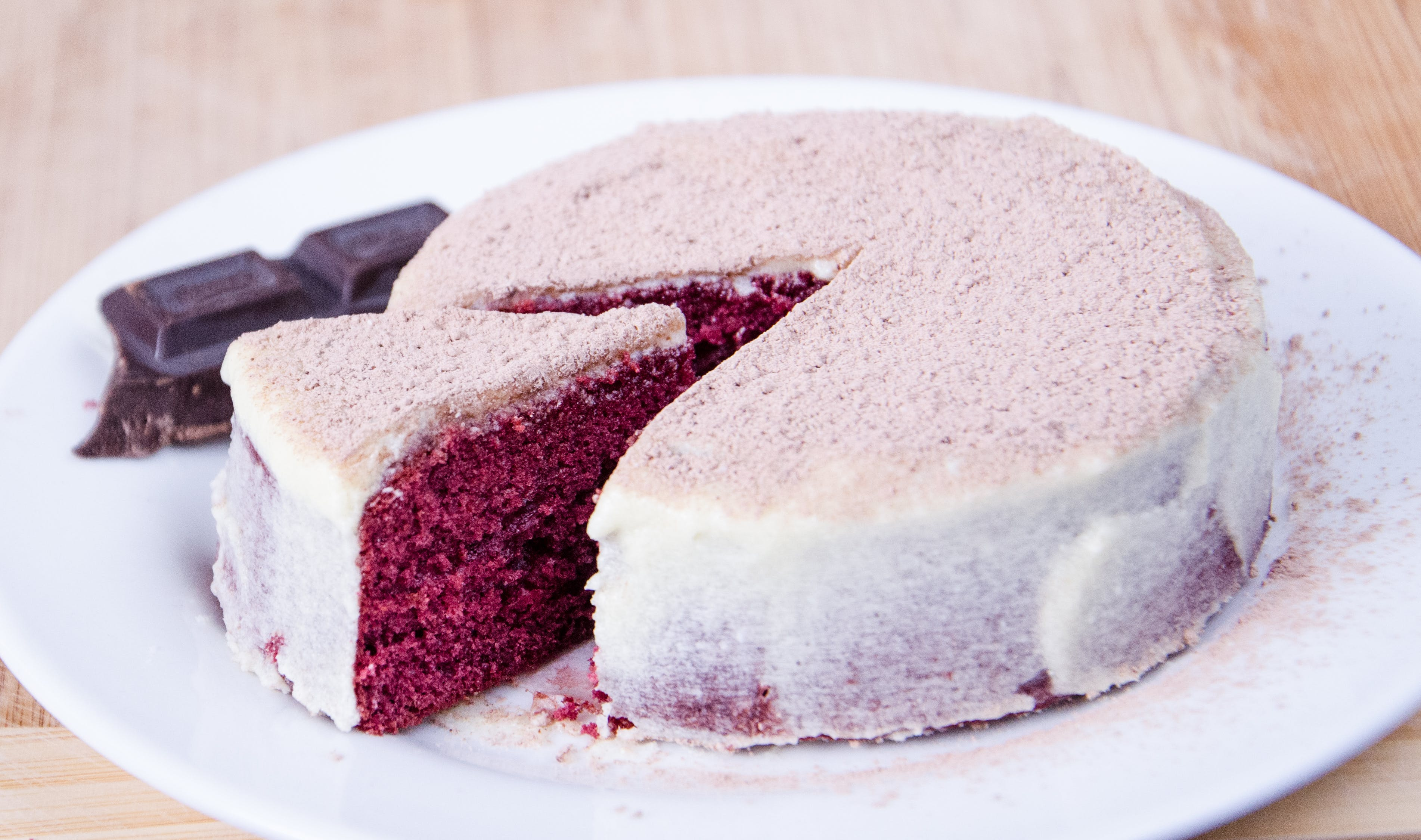 Close-up Photography of Sliced Cake