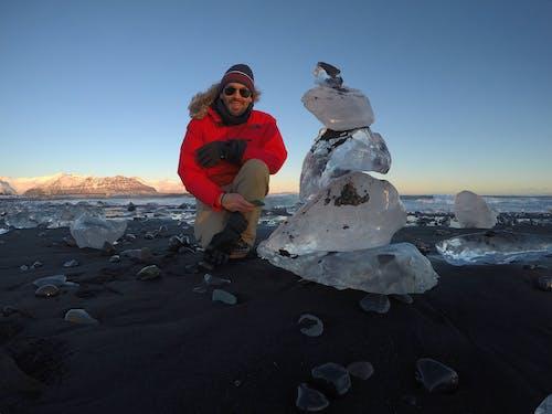 Kostnadsfri bild av glaciär, Go Pro, island, natur
