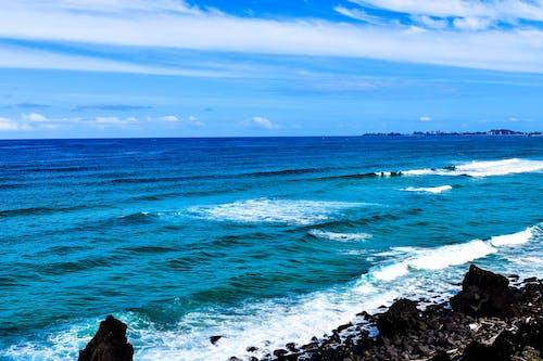 Ilmainen kuvapankkikuva tunnisteilla aallot, australia, hiekkaranta, maisema