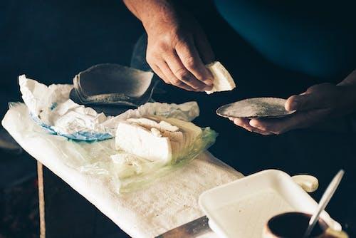 Fotos de stock gratuitas de almuerzo, añadir, angulo alto