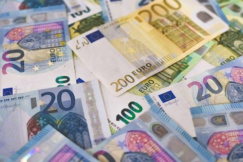 Kostenloses Stock Foto zu banknoten, dollar, geld