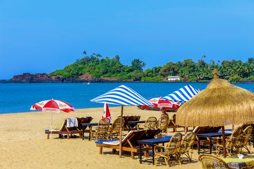 印度人, 圖片, 放鬆, 沙灘 的 免费素材照片