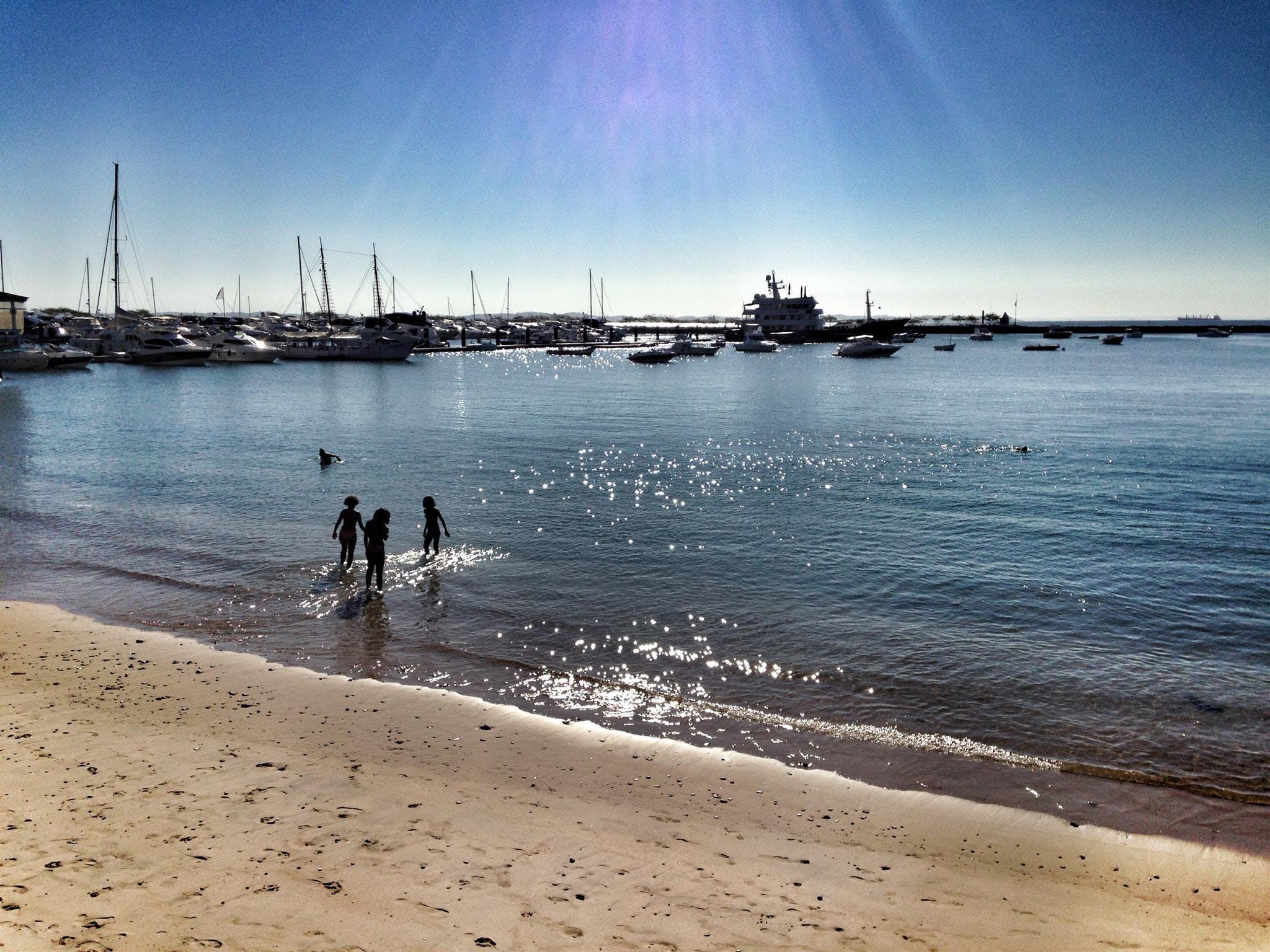 Free stock photo of beach, bay, blue sky, salvador