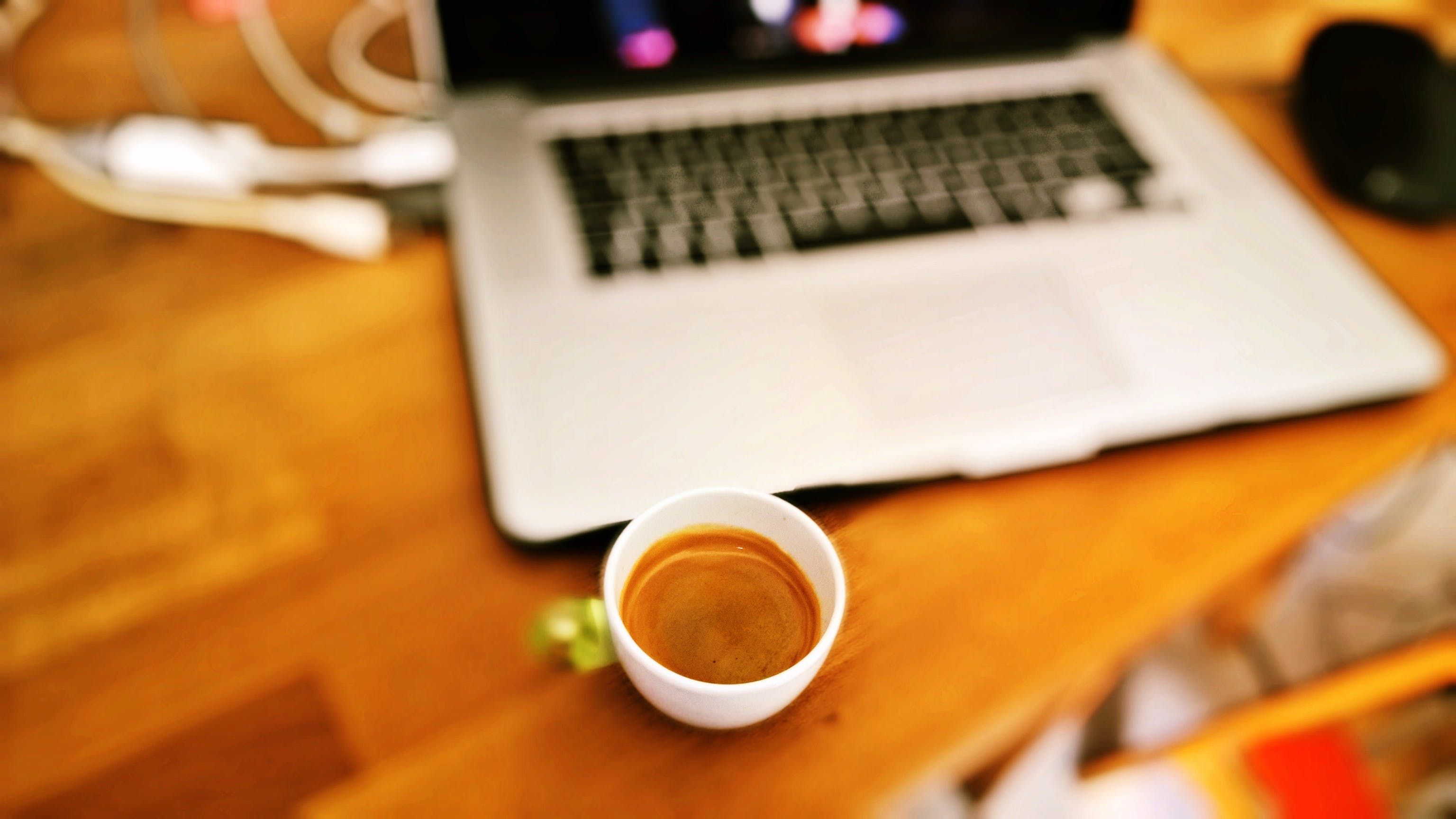 Free stock photo of coffee, working