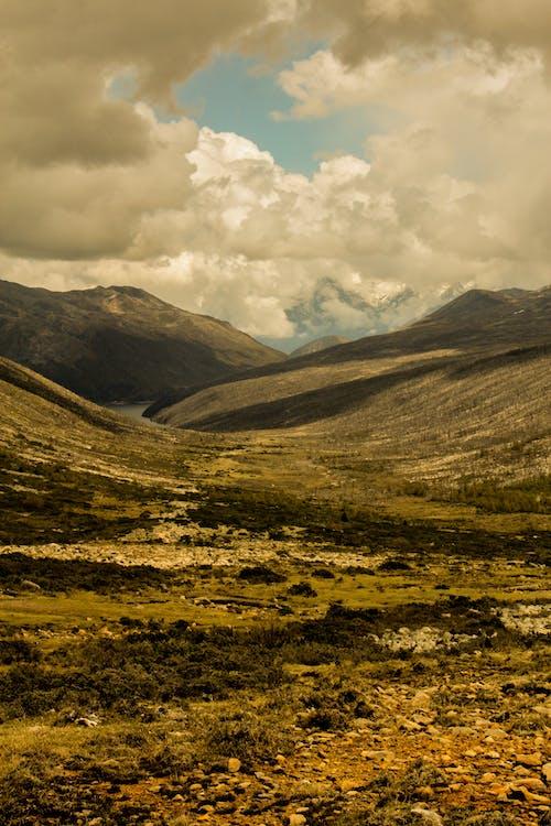 Free stock photo of beautiful landscape, beautiful nature, bird view