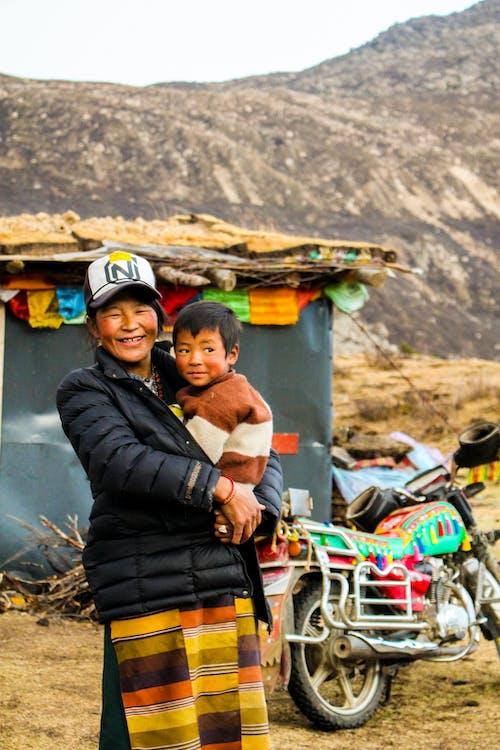 Free stock photo of a life, beautiful smile, china