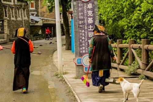 Free stock photo of aba, china, neighborhood