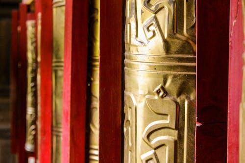 Free stock photo of aba, china, prayer wheel