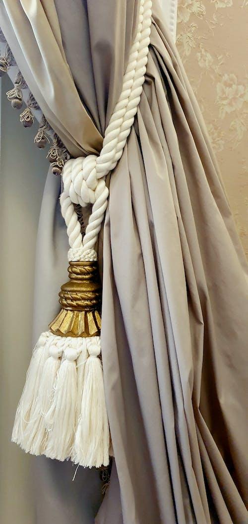 串珠的窗帘, 室內設計, 家居裝飾 的 免费素材图片