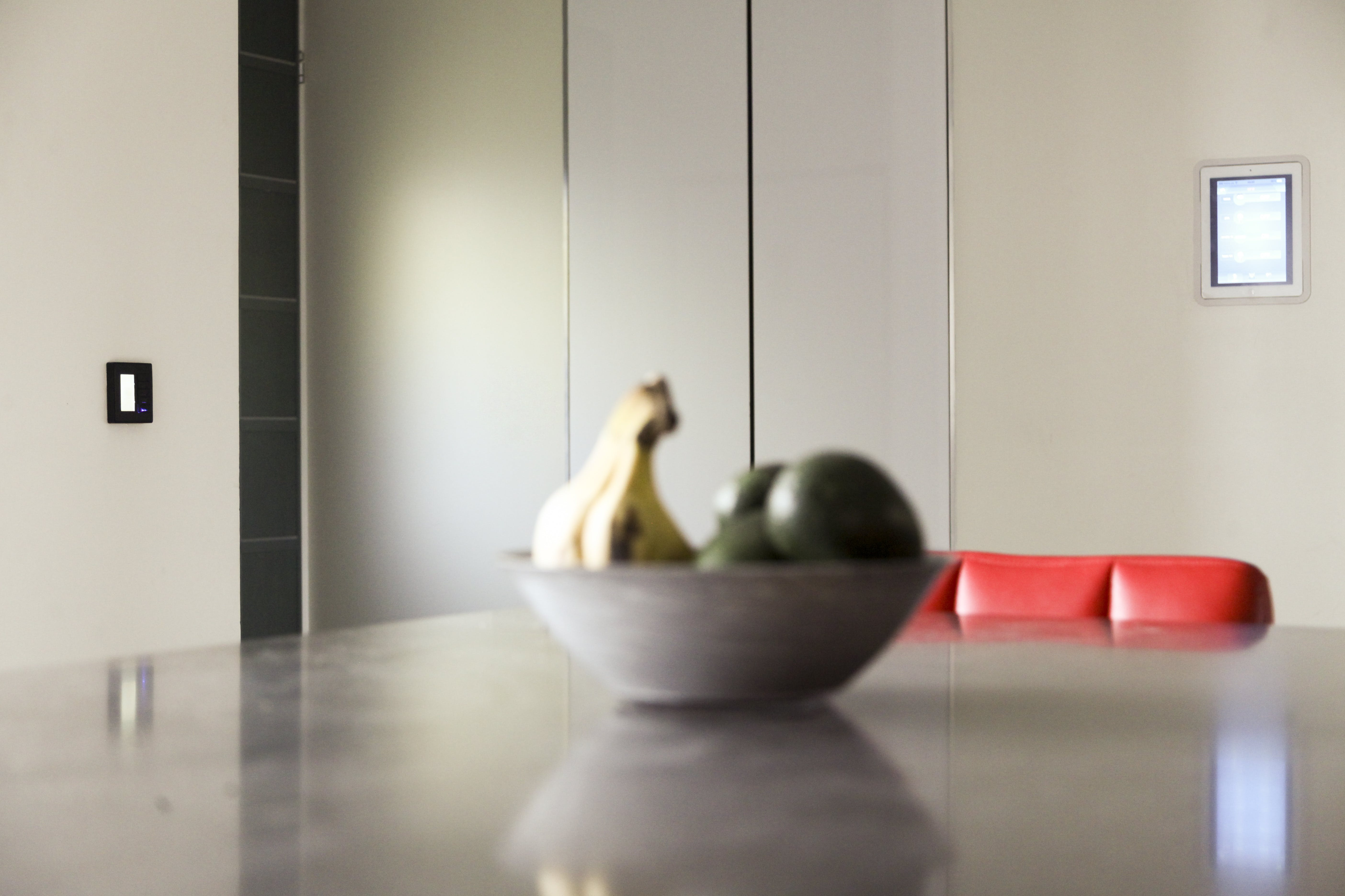 Free stock photo of kitchen, home, banana, switch