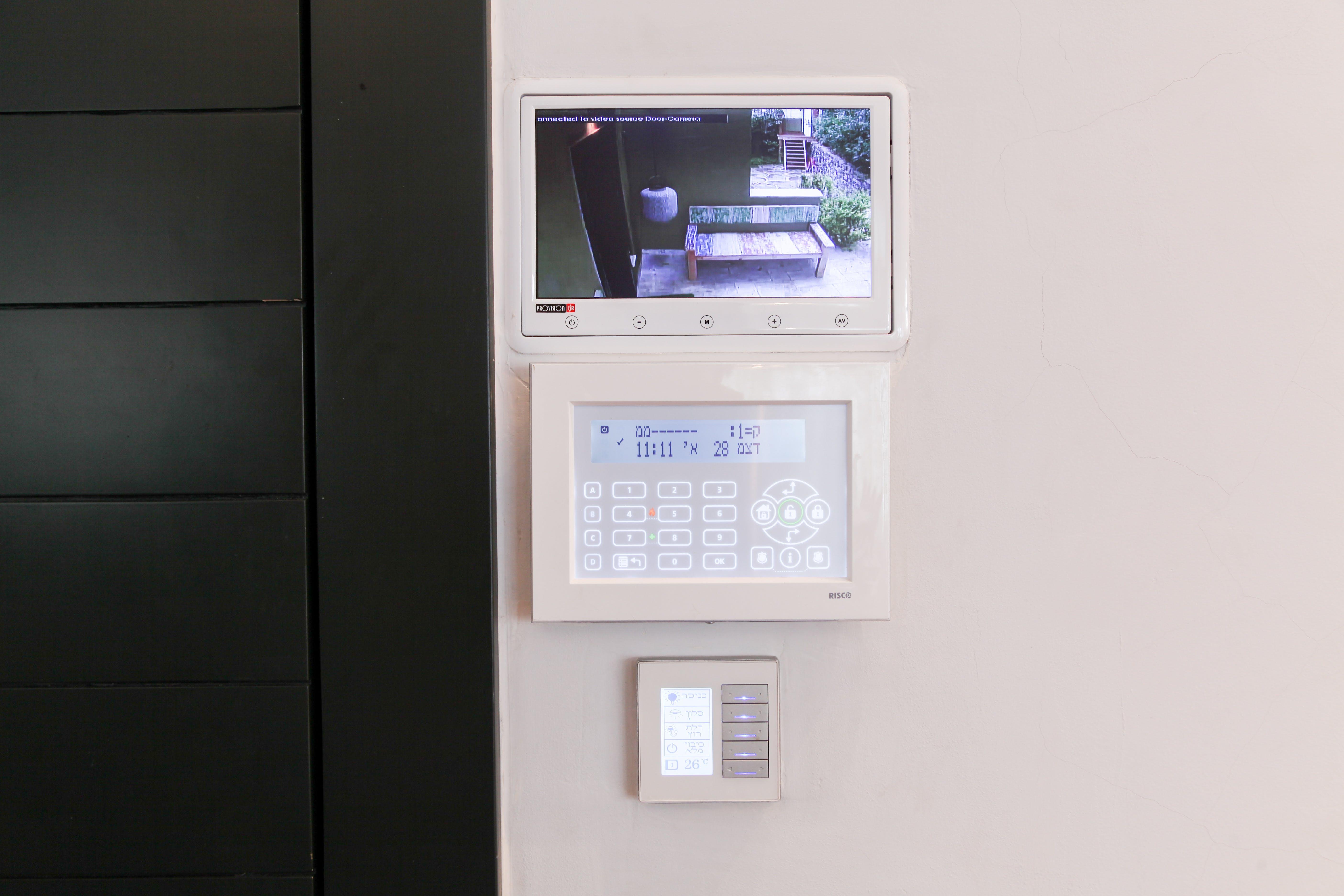 home, panel, smart panel