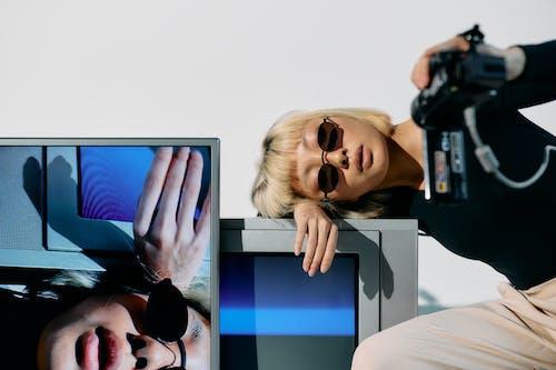 crt, 人類技術, 個性 的 免費圖庫相片
