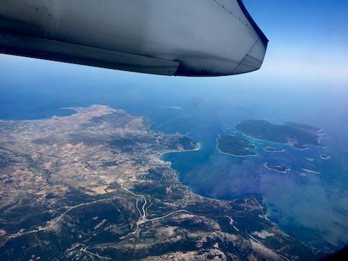 Photos gratuites de avion, nature, océan, paysage