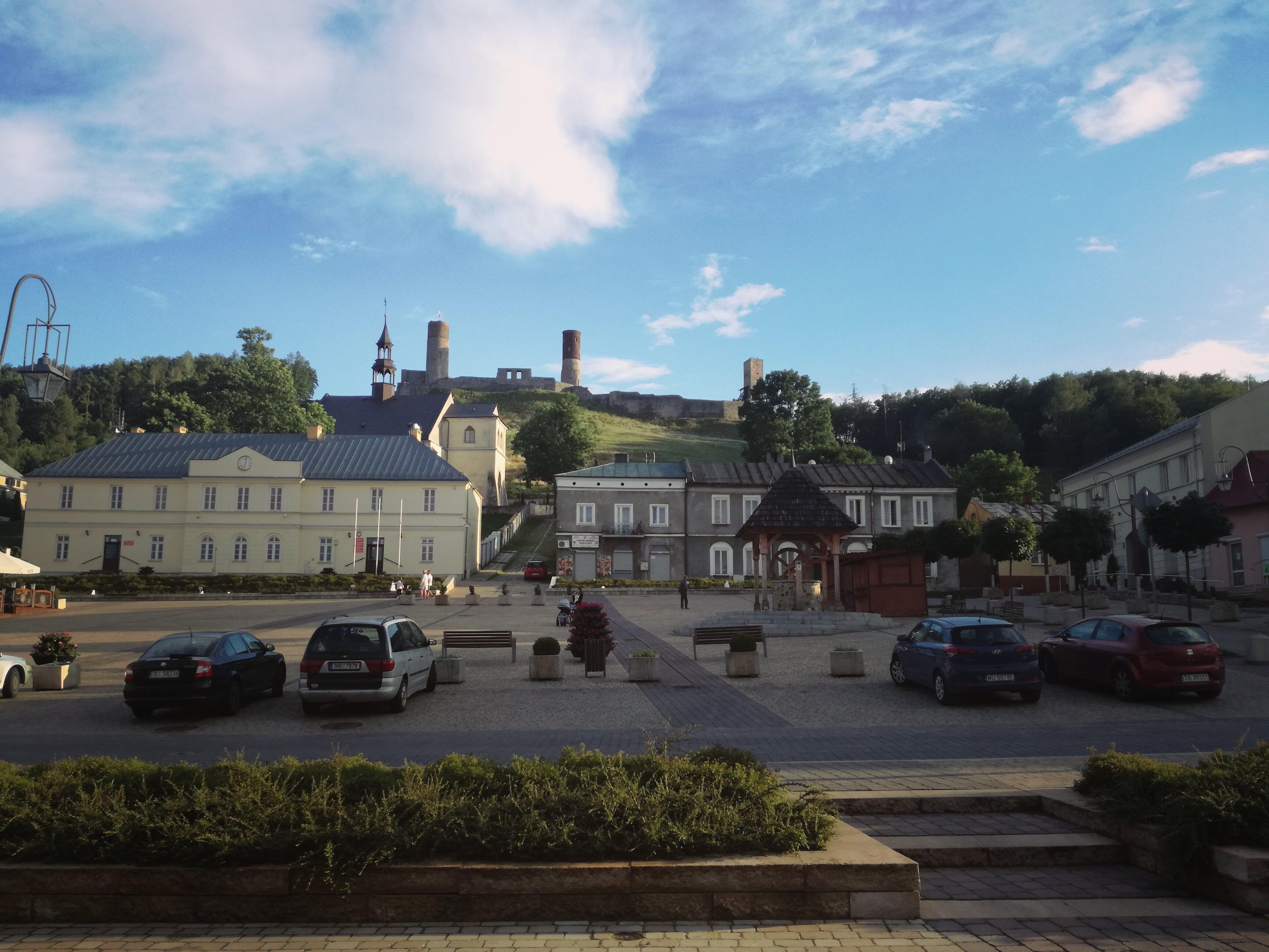 Δωρεάν στοκ φωτογραφιών με κάστρο, Πολωνία, χουκίναν
