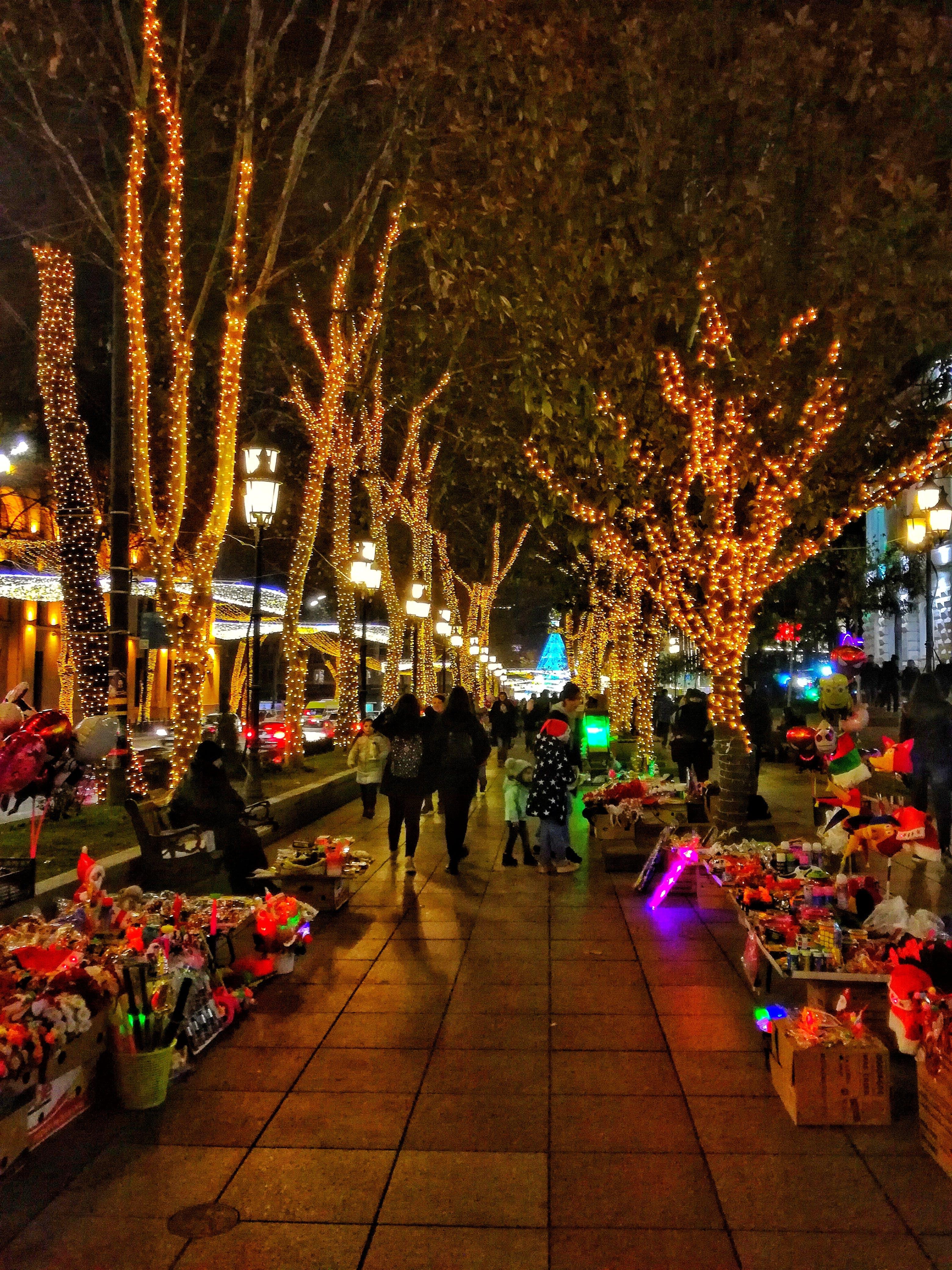 Δωρεάν στοκ φωτογραφιών με Γεωργία, περίοδος Χριστουγέννων, Χριστούγεννα, χριστουγεννιάτικα δώρα