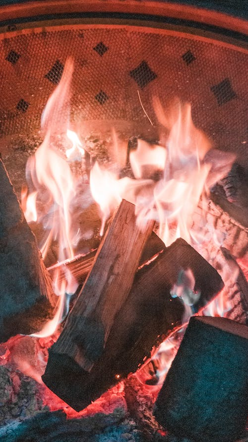 Free stock photo of ashes, embers, fire