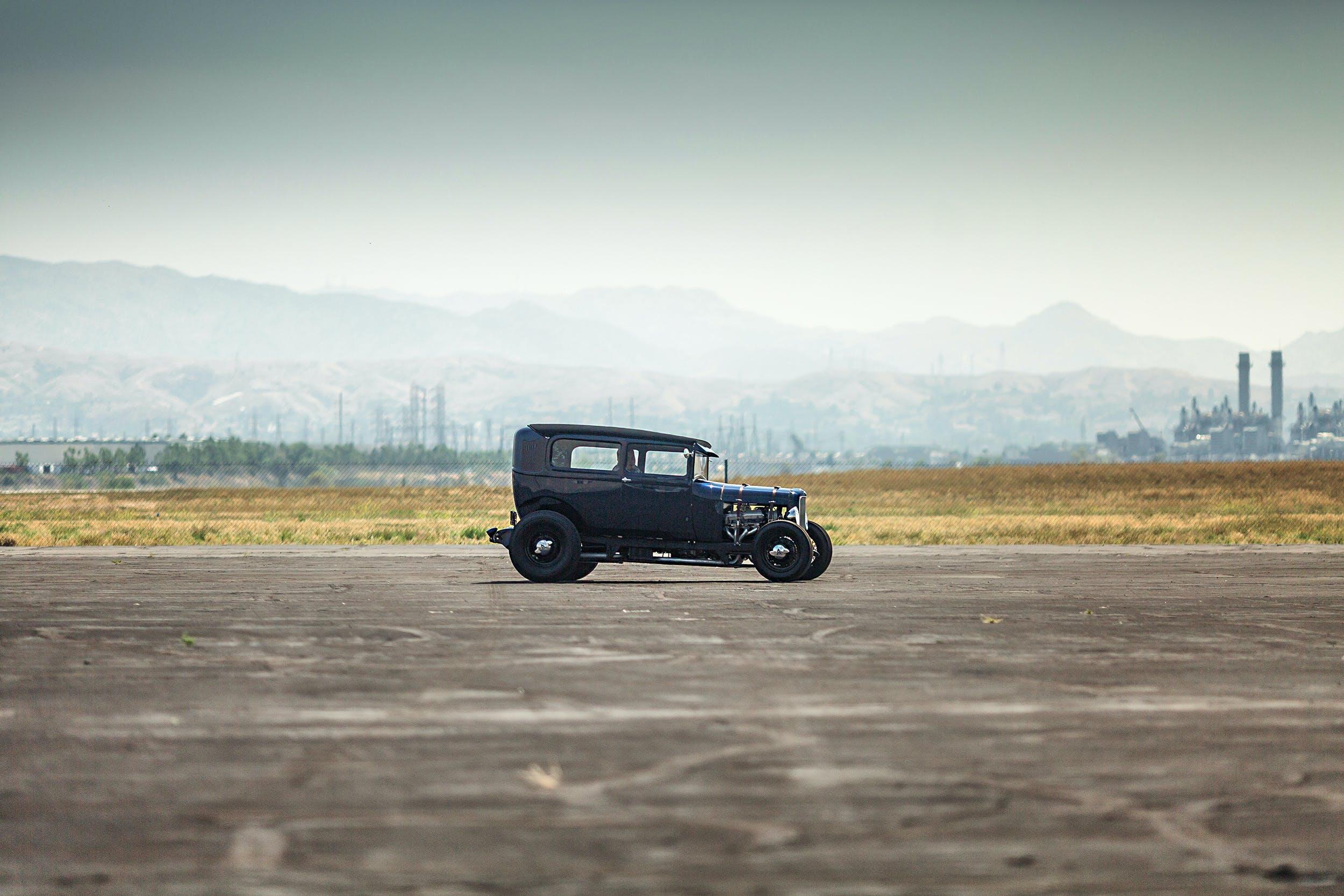 Безкоштовне стокове фото на тему «1932 форд, ford, Вулиця, гарячий стрижень»
