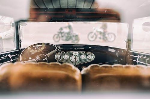 Kostnadsfri bild av anpassat, bilinteriör, klassisk bil, kustom