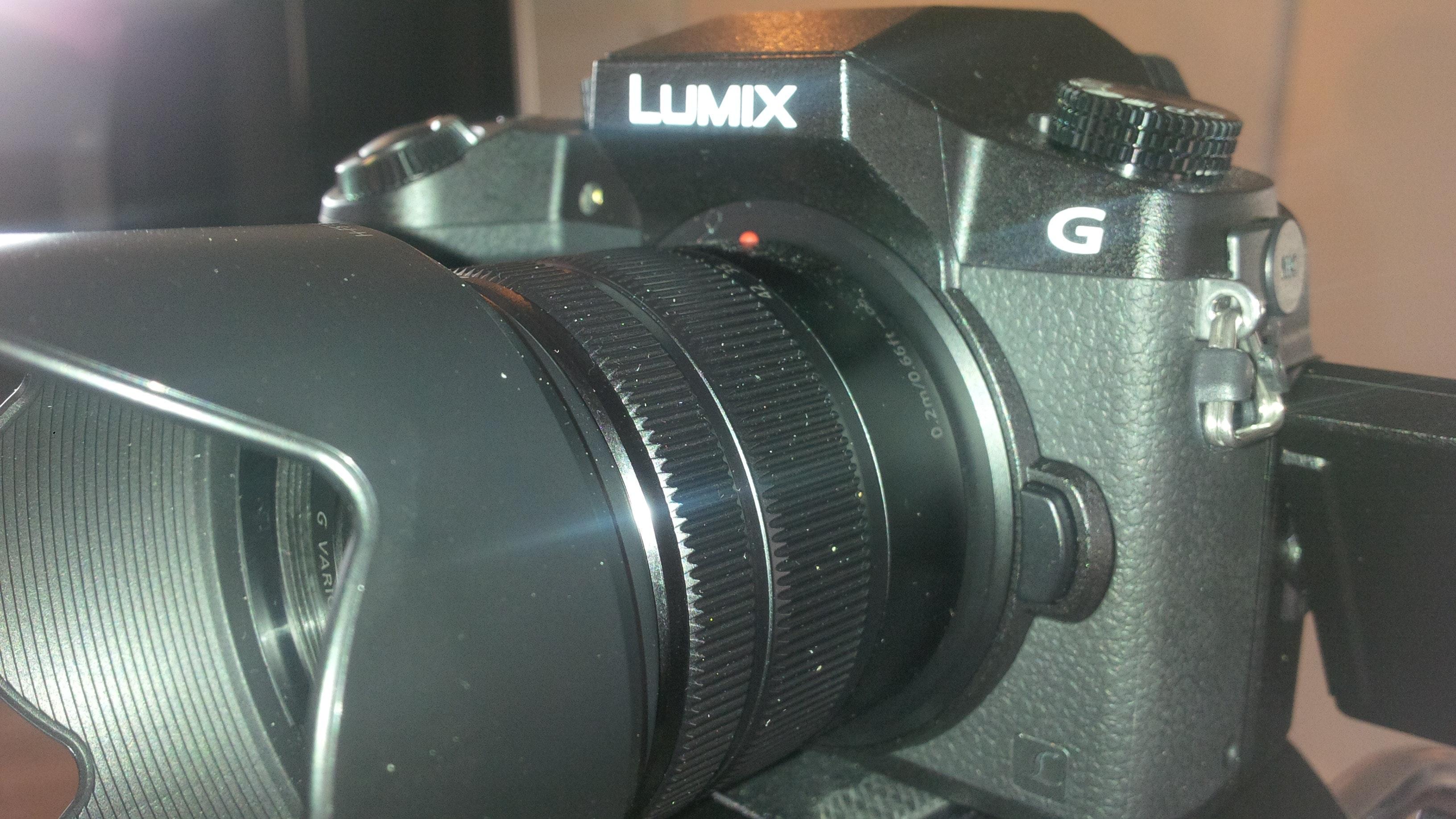 Free stock photo of digital camera, lumix, movie camera