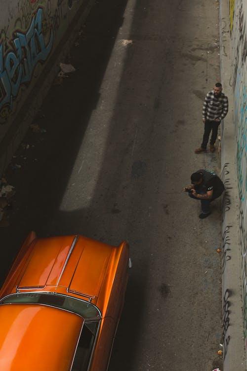 Photos gratuites de buick, pont de la sixième rue, riveria, rockabilly