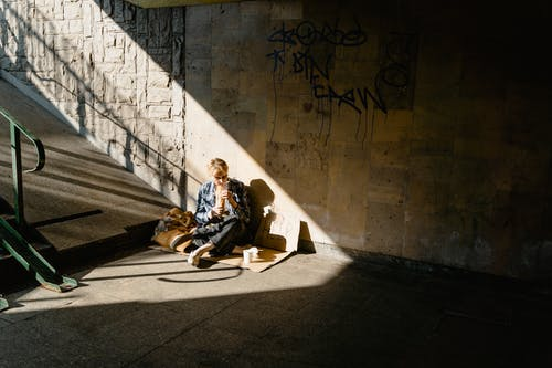 Free stock photo of abandoned, adult, alone