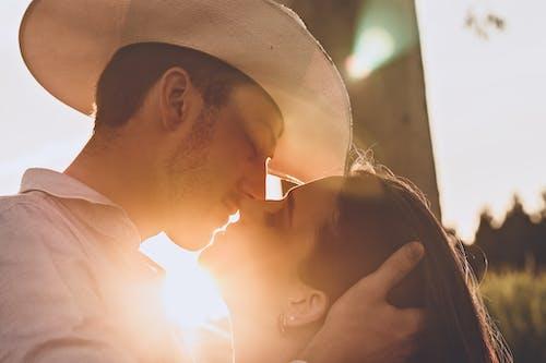 Foto profissional grátis de amor, casal, justifyyourlove