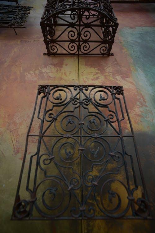 #murial, dövme demir, duvar Sanatı içeren Ücretsiz stok fotoğraf