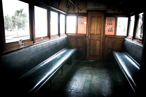 Foto profissional grátis de trem