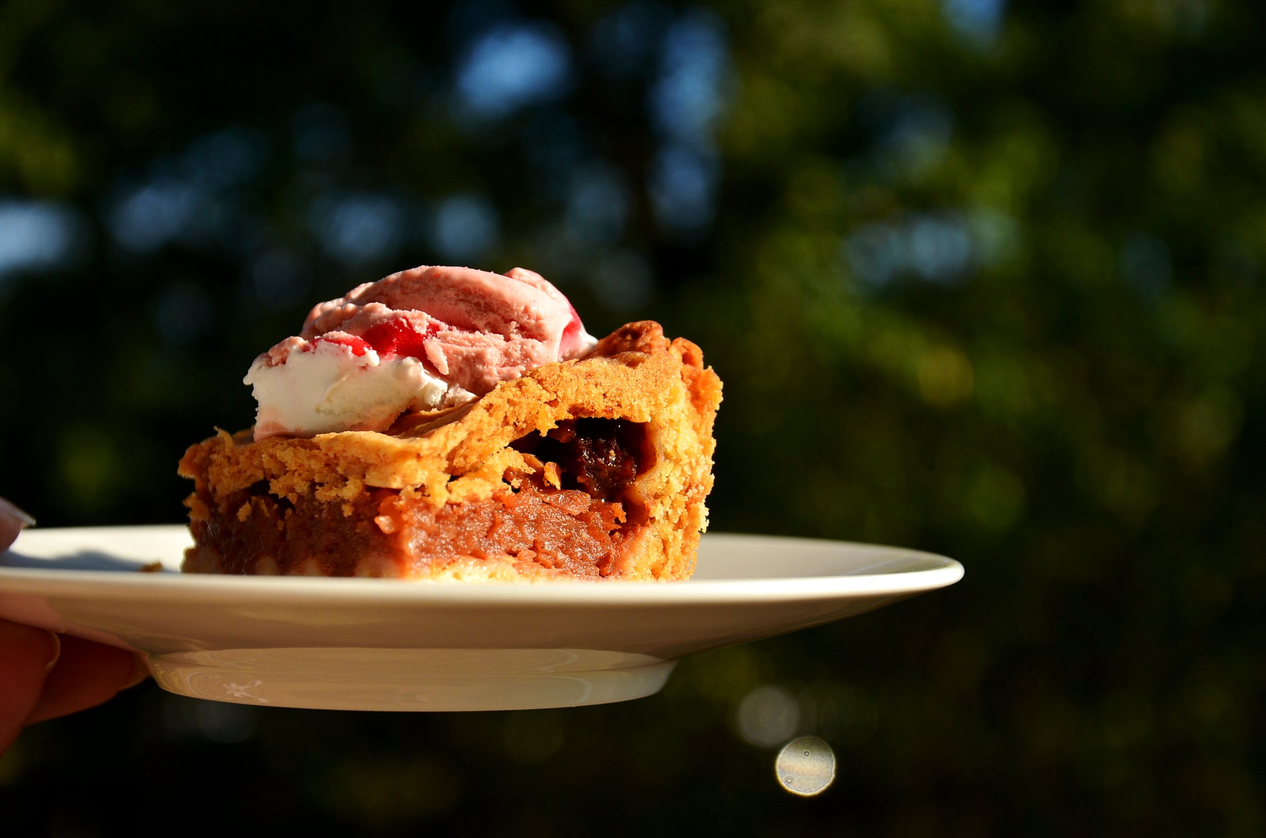 Free stock photo of food, cake, applepie