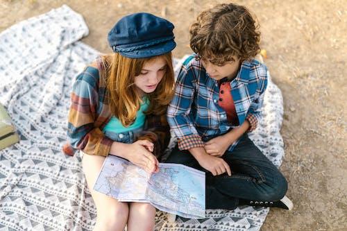 Gratis lagerfoto af børn, Dreng, eventyr