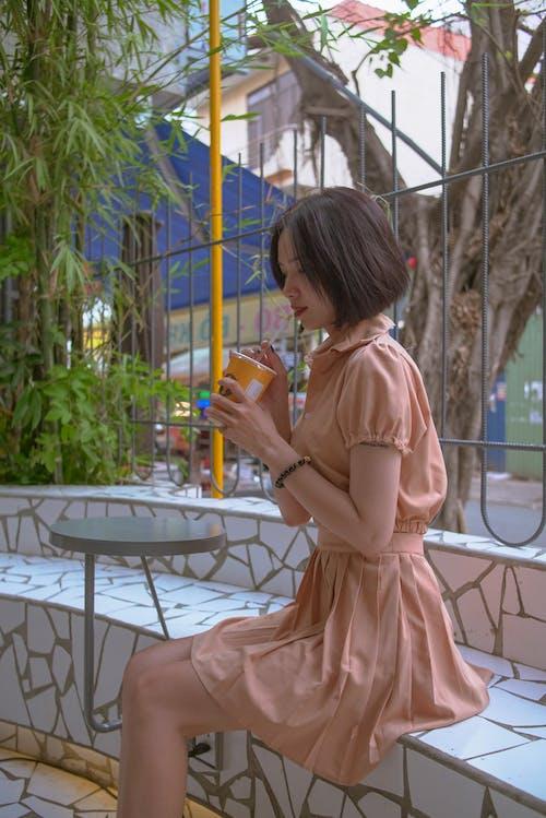 Ingyenes stockfotó álló kép, aranyos, ázsiai lány témában
