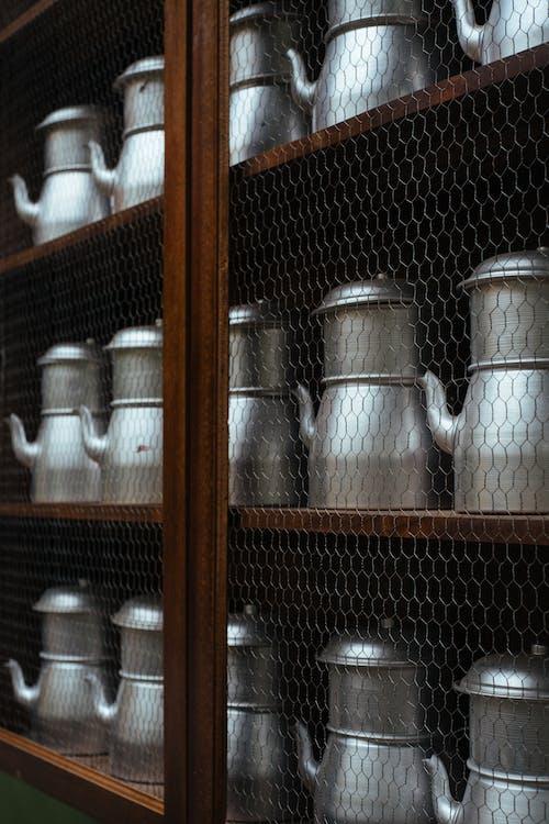 Ingyenes stockfotó árukészlet, bambusz, cserép témában