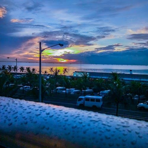 Free stock photo of mobilephotography, sunset