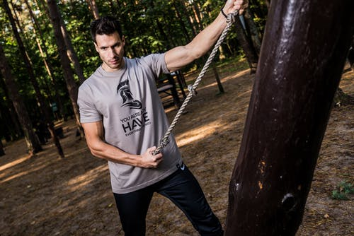 Free stock photo of brand, fitness, forest