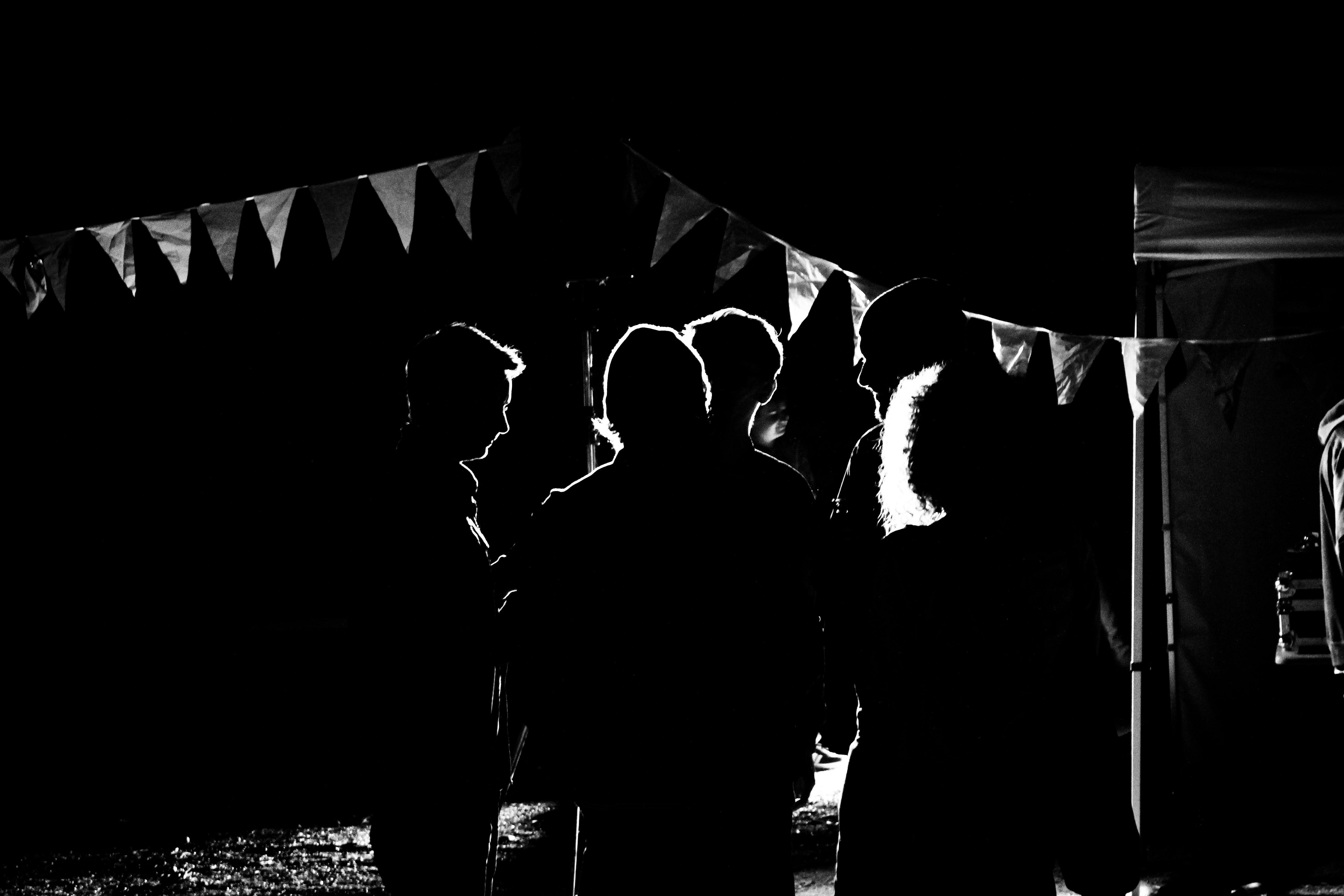 justifyyourlove, 가벼운, 그룹이 함께, 밤 시간의 무료 스톡 사진
