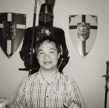 Free stock photo of knight