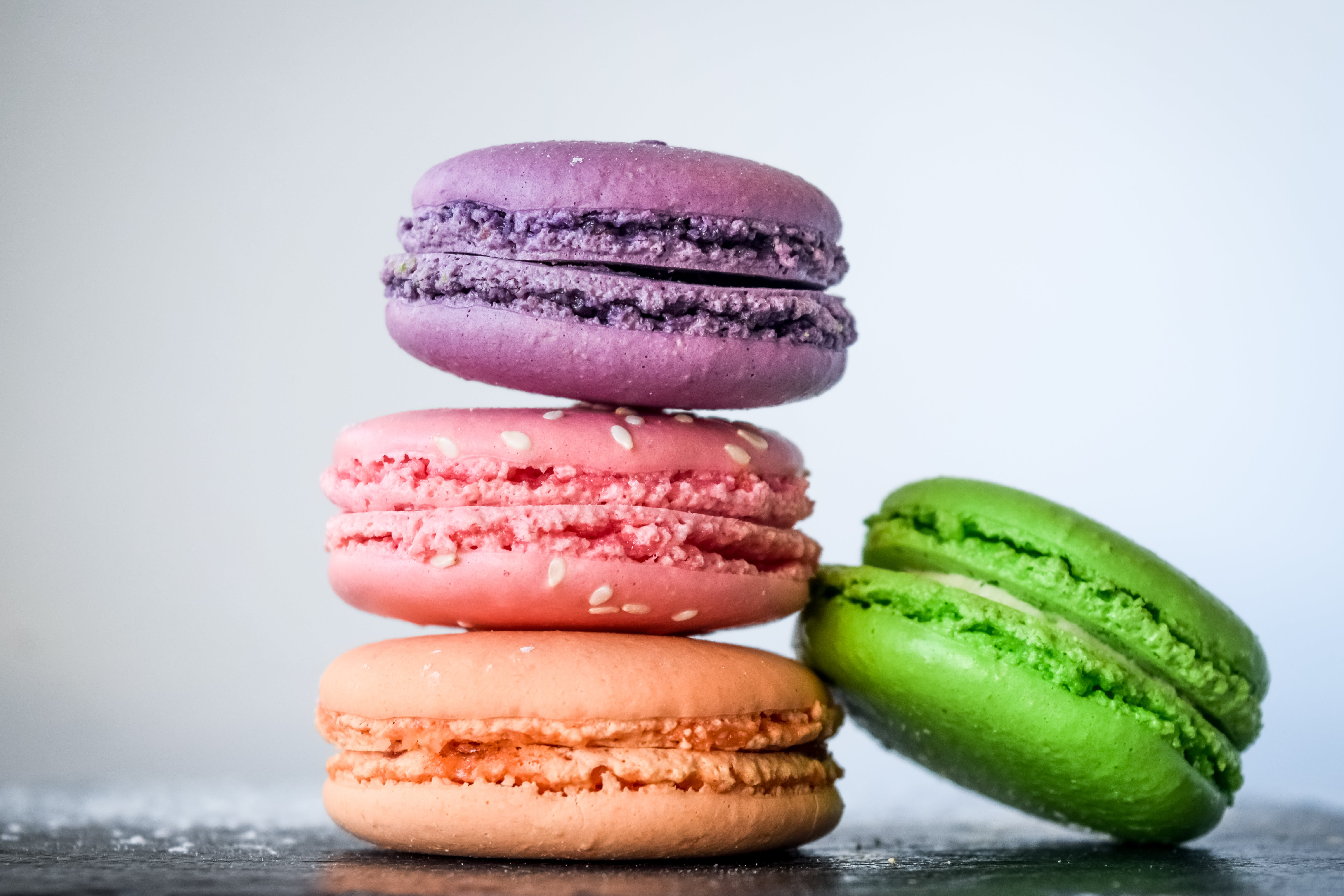 Four Macaroons