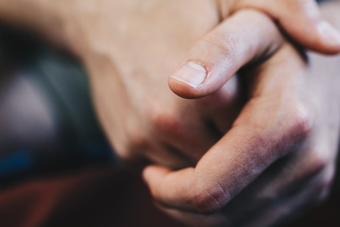 Person's Hands