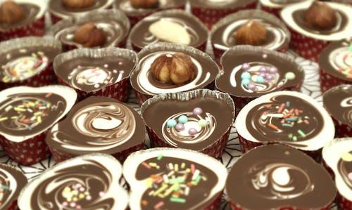 Gratis stockfoto met chocolaatjes, chocolade, snoep