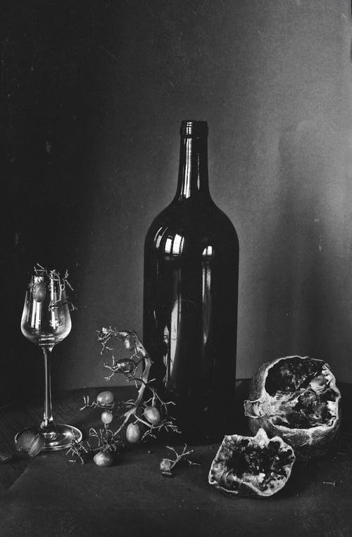 Foto profissional grátis de álcool, bebida alcoólica, copo