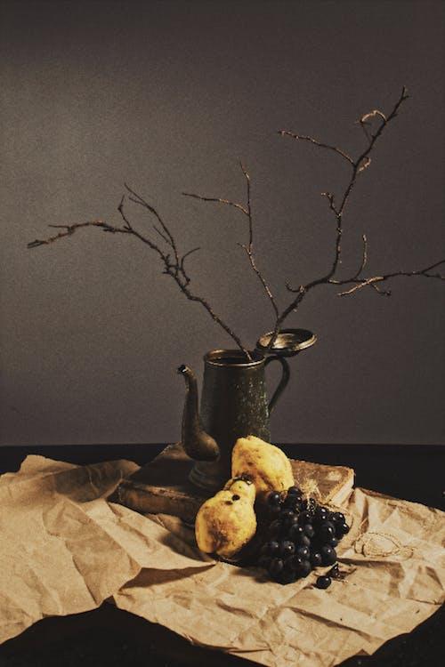 Бесплатное стоковое фото с веточки, виноград, груши