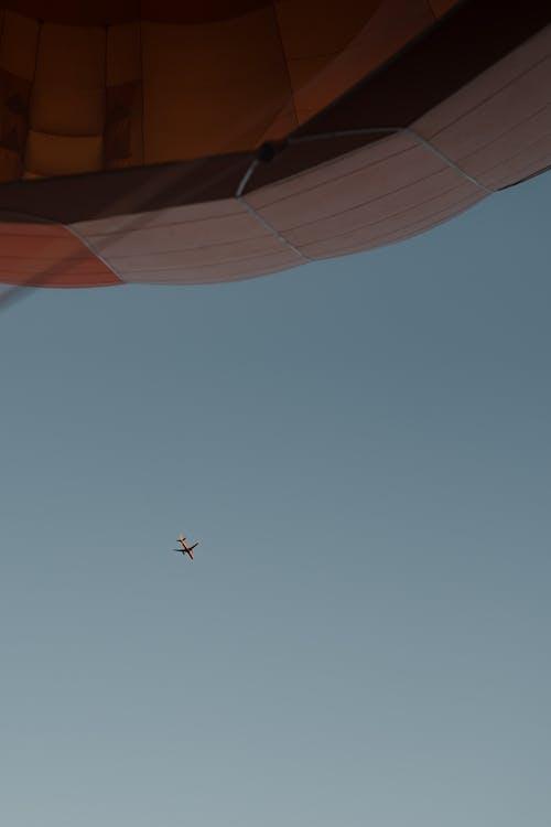 Δωρεάν στοκ φωτογραφιών με aviate, αέρας, αεριωθούμενο