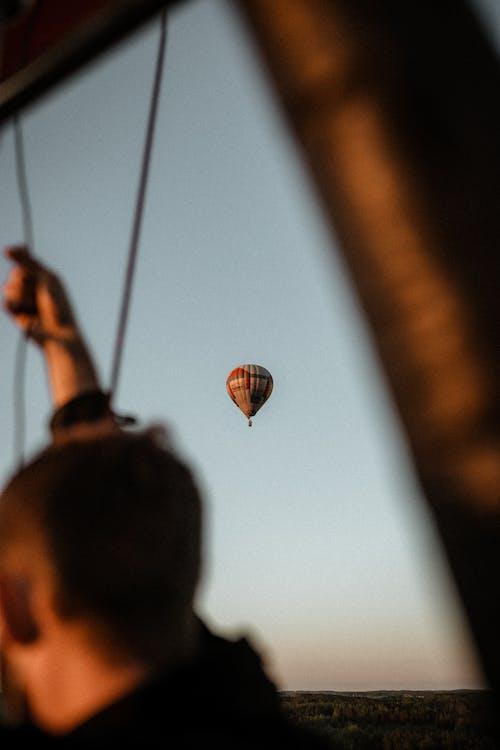 Foto stok gratis balon, berbayang, cahaya