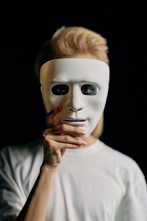 Kostenloses Stock Foto zu anonym, anonymous, begrifflich
