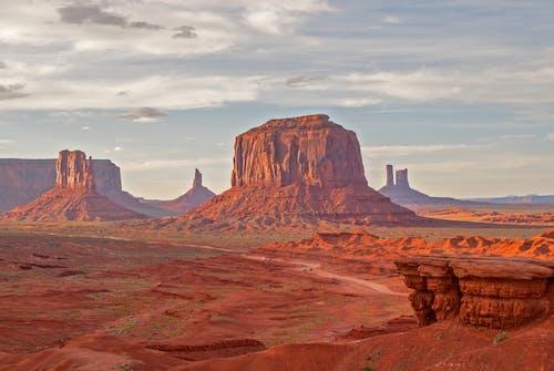 Free stock photo of america, american, arid