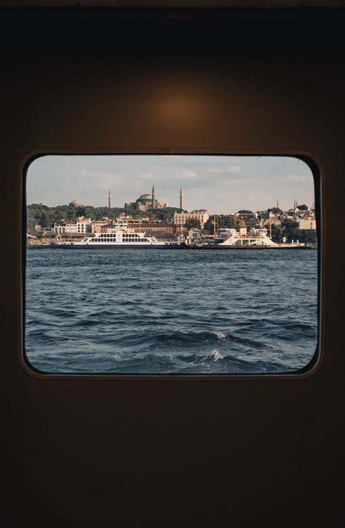 Fotos de stock gratuitas de a través de la ventana, a través del cristal, agua
