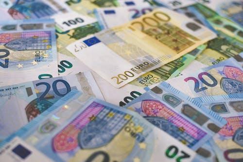 Free stock photo of 20 euro, 200 euro, abundance