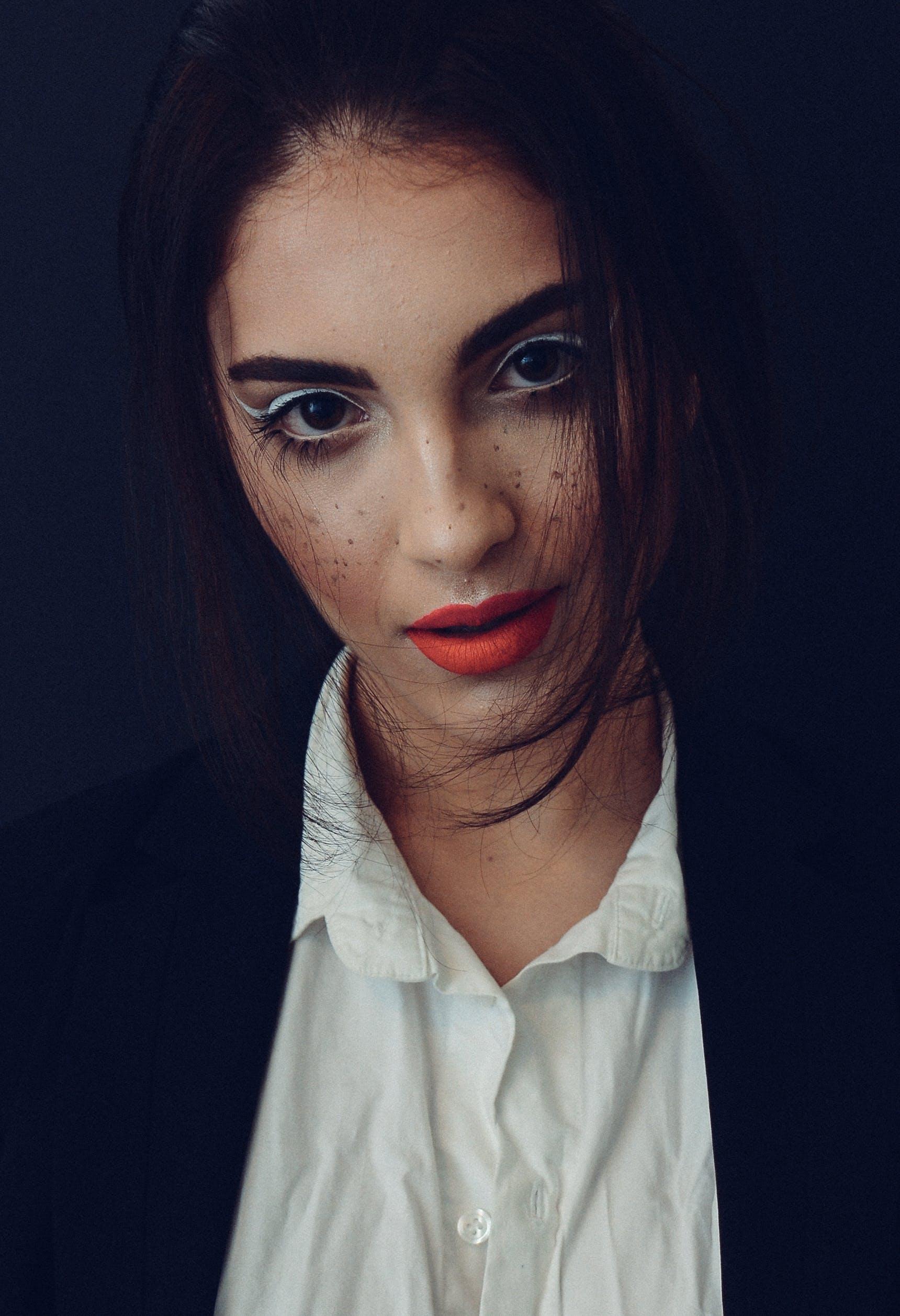 Gratis stockfoto met aantrekkelijk mooi, beuaty, close-up, cosmetica