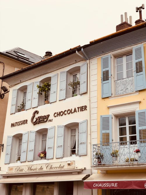 Free stock photo of chocolate, colors, factory