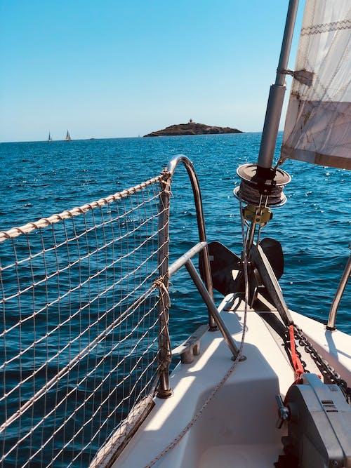 Free stock photo of adventure, boat, leisure